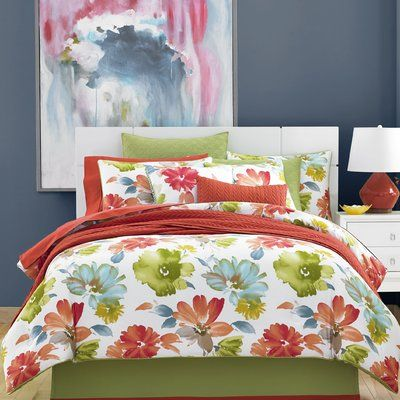 Five Queens Court Madie 4 Piece Twin Comforter Set Size: Full