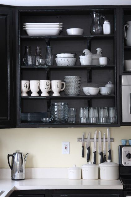 Where To Put Things In Your Kitchen. Sooooo Many Great Ideas!