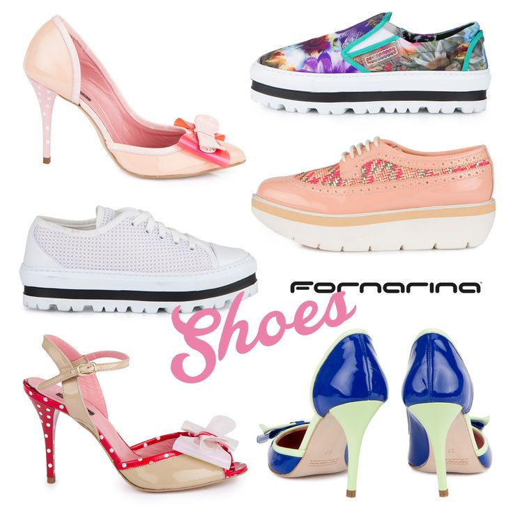 FOOTWEAR - High-tops & sneakers Fornarina nuQdUcqUO