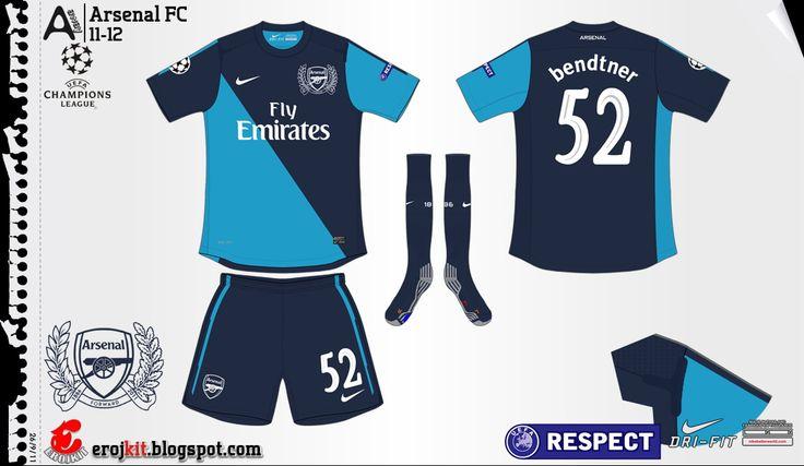 ... Arsenal Kit 2006-2007 Away 2 Arsenal Kits History Pinterest Arsenal  Carl Jenkinson ... c906f754a