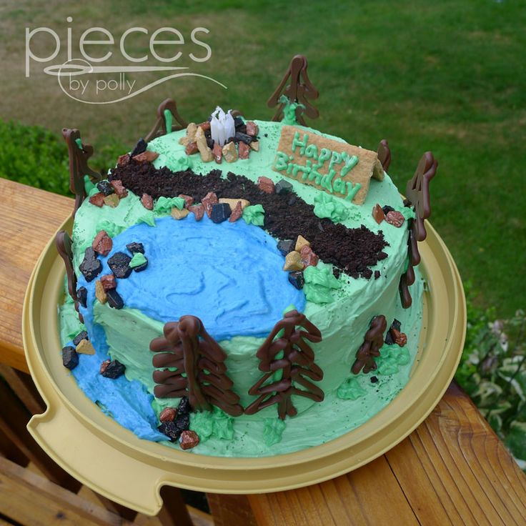 Hiking Cake: 83 Best Images About LiDa 50th On Pinterest