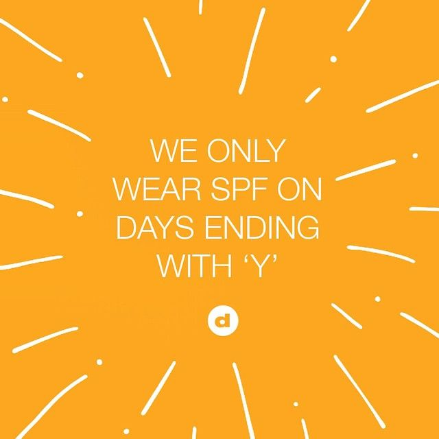 Yup, errday! Happy Monday! #Dermalogica #skincare #monday