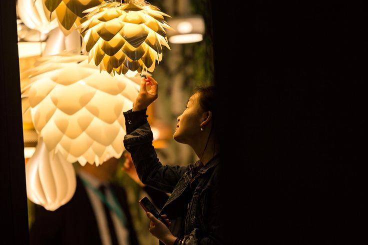 Getting a closer look at the International Lifestyle Design Fair which took place in China earlier in year.