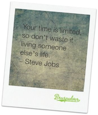 Your time is...