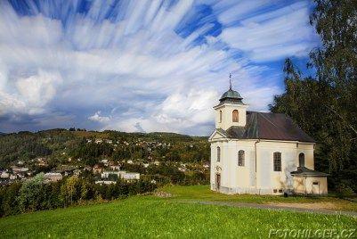 Kaple sv.Jana Nepomuckého
