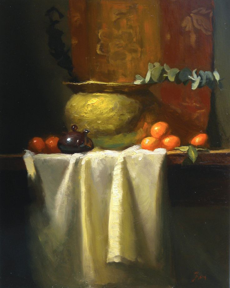 Painting Brass Tutorial