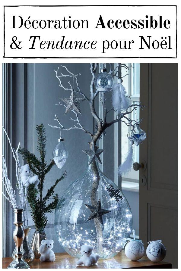 Les 7 Collections Deco Tendance Accessibles De Gifi Pour Noel 2018 Deco Noel Gifi Deco Noel Decoration Noel