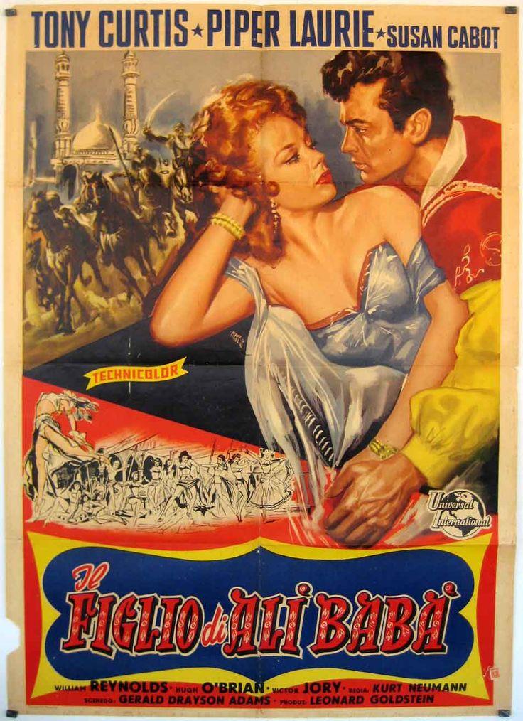 """Il figlio di Alì Babà (Son of Ali Baba) è un film del 1952 diretto da Kurt Neumann. È un film d'avventura statunitense con Tony Curtis, Piper Laurie e Susan Cabot. Secondo il Morandini il film rappresenta """"Le mille e una notte ridotte a un fumetto disegnato male""""."""