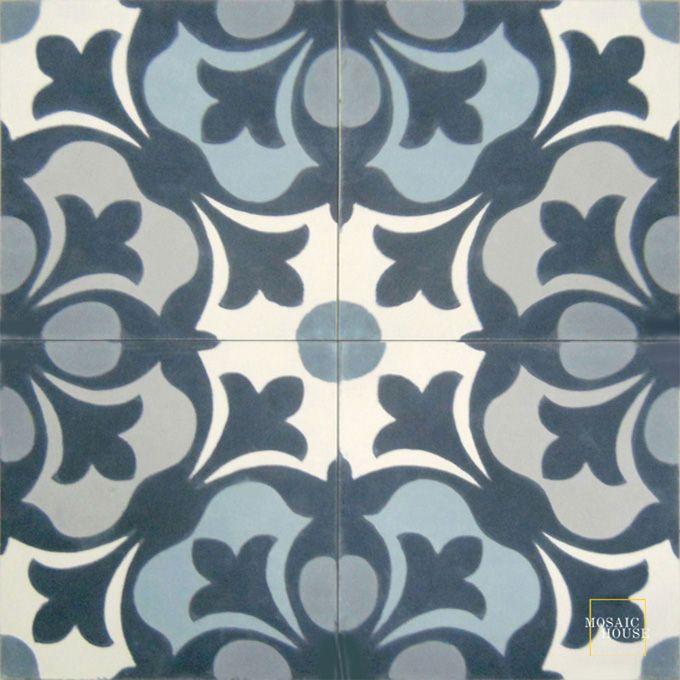 Chelsea C14-41-33-24-29-39 Mosaic House Cement Tile