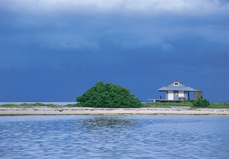 Old Florida fish hut - Ft Myers and Sanibel - Old Florida
