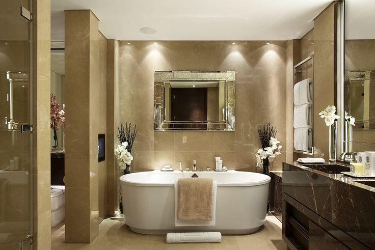One Hyde Park Luxury Bathroom