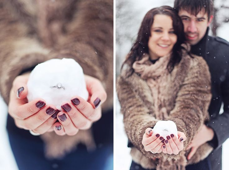 Engagement session in the snow #esession #engagement #couple  www.kellyjphotography.co.uk/blog
