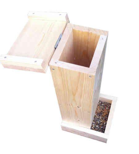 Prodotti in legno per allevare galline e polli a casa - FARMAKER