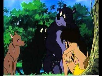 The jungle book shonen mowgli episode 4