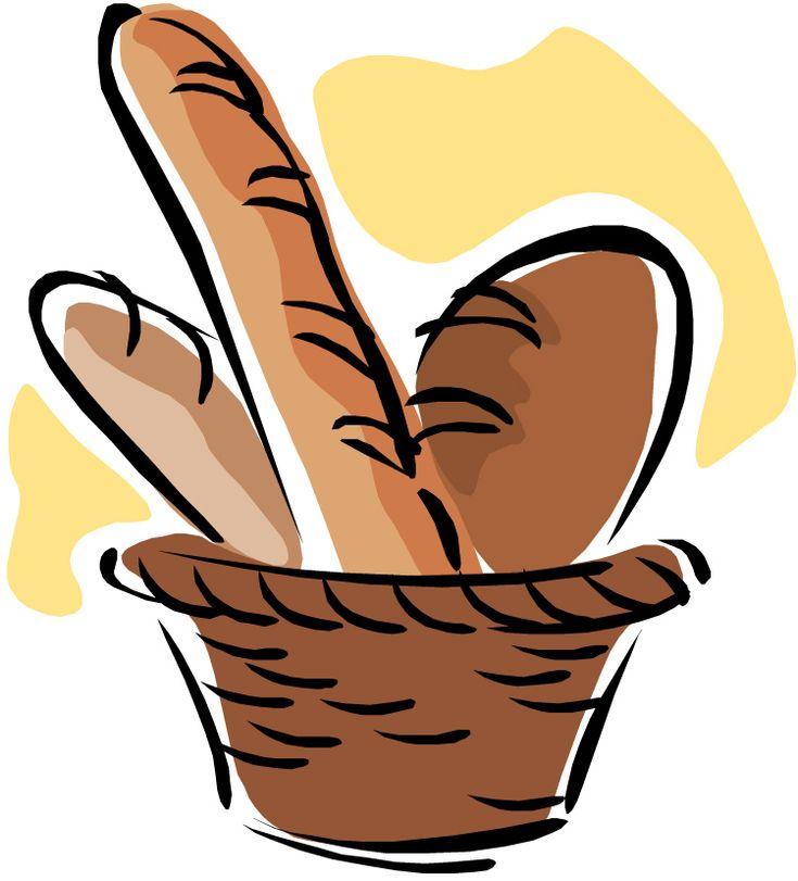 Clip Art: French Bread