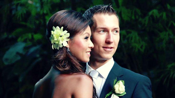 Стандартная европейская свадьба в Таиланде фото