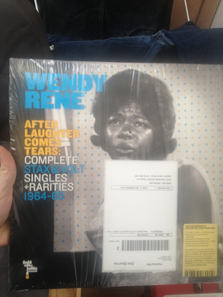 Wendy Rene - Complete Stax & Volt. Heavy rotation