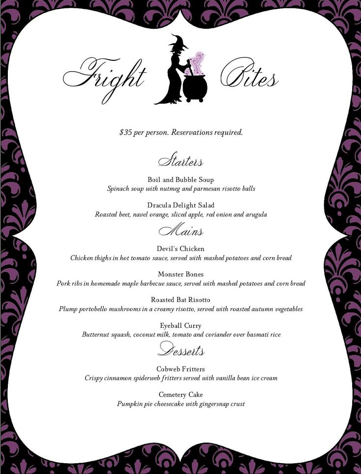 Best Menu Design Images On   Cards Weddings And