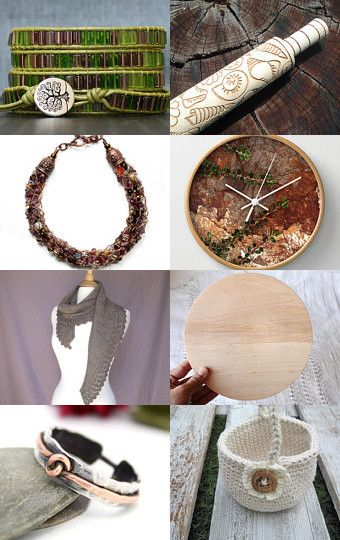 The Natural Look by Melissa R on Etsy--Pinned with TreasuryPin.com