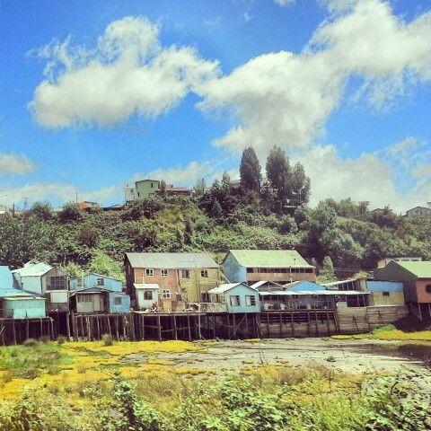 Chiloé, Chile.
