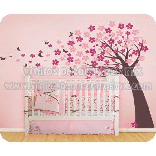 Vinilos decorativos de arboles infantiles 168 arbol con for Vinilos decorativos en monterrey