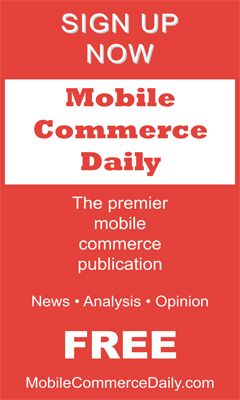 Mobile payments will enjoy more success when paired with mobile loyalty. Ok we knew that, but good read.