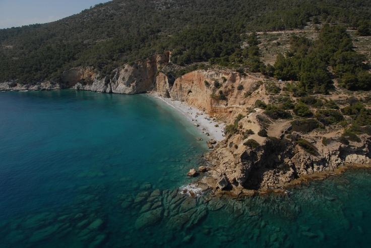 Beach of Agistri