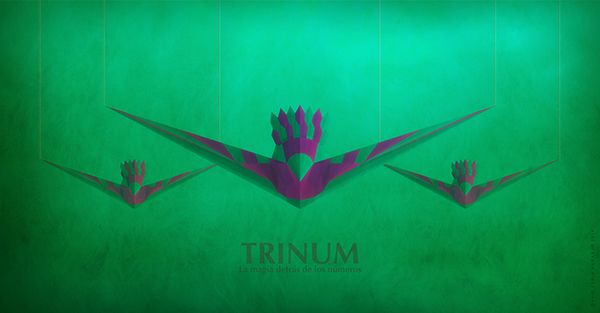 Trinum on Behance