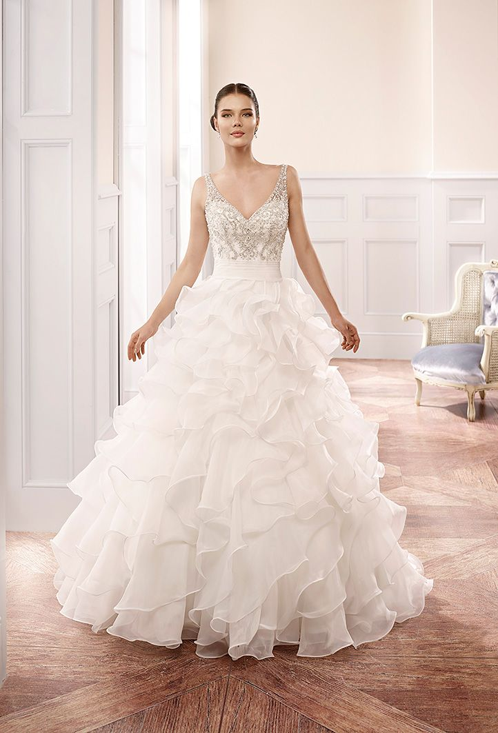 135 best Wedding Dresses images on Pinterest | Short wedding gowns ...