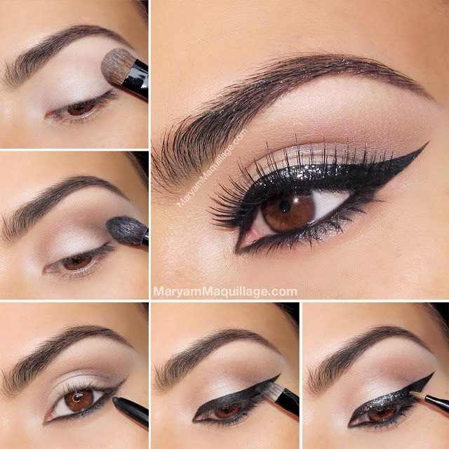 ! Maryam Maquillage !: Friday Night Makeup: Exotic Liner & Pink Pout