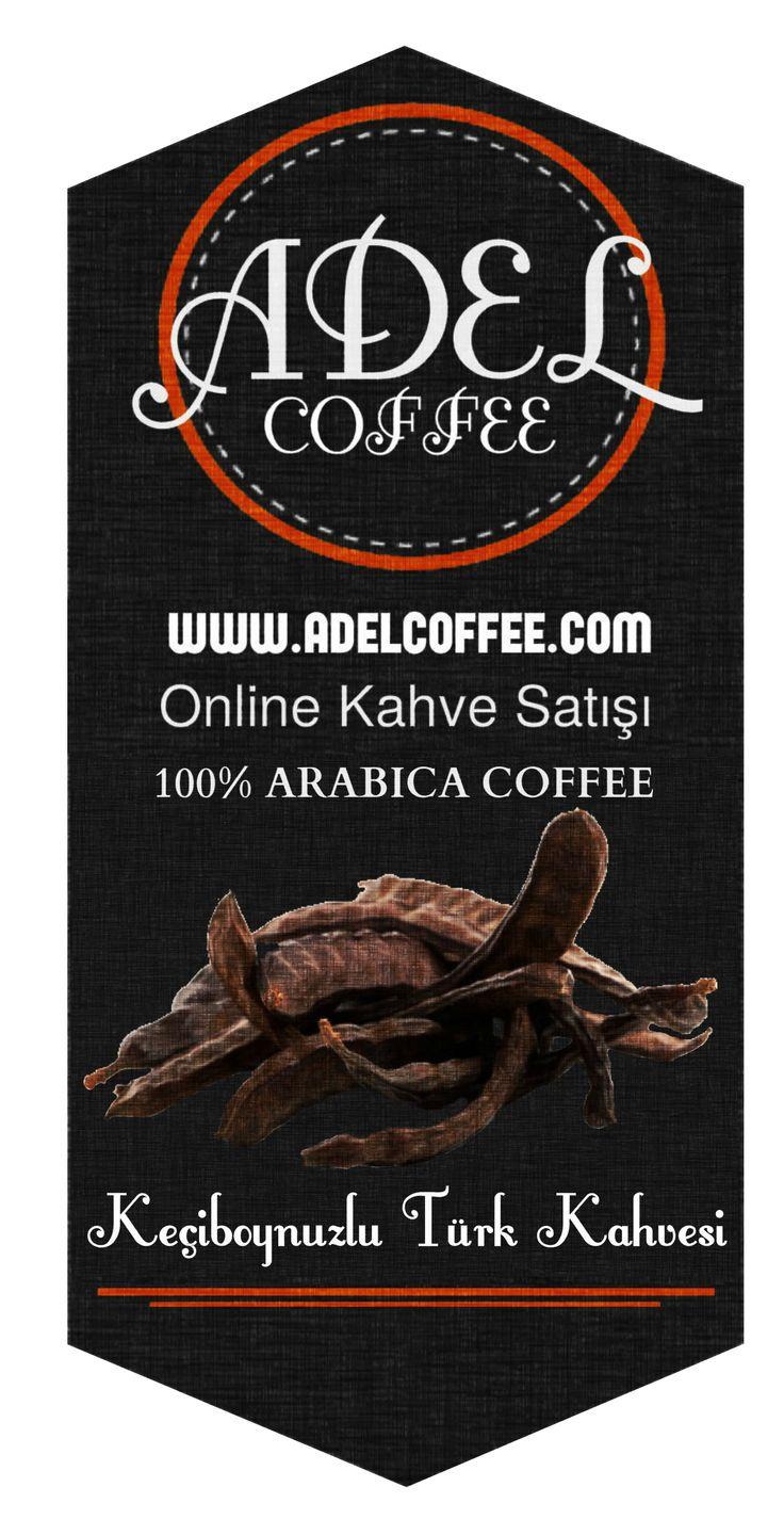 KEÇİBOYNUZLU TÜRK KAHVESİ http://adelcoffee.com/shop/keciboynuzlu-turk-kahvesi/