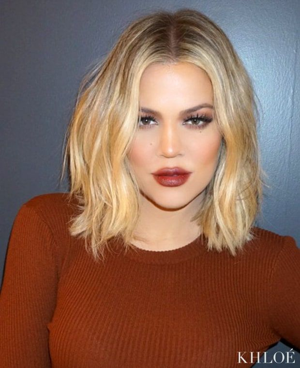 Resultado de imagen para khloe kardashian makeup