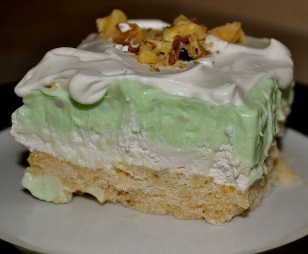 Pistachio Pudding Barsbobohello