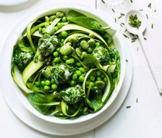 17 meilleures id es propos de recette de m lange de - Accompagnement salade verte ...