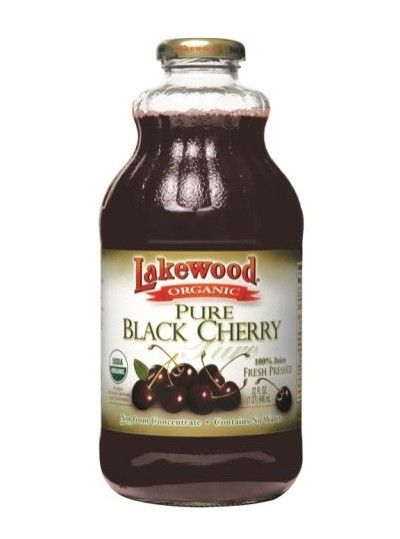 Recently I came across some 100% pure black cherry juice here in cherry capital in Northern Michigan, and I am hooked! It's been one month drinking at least 1 – 2 quarts a week and I fe…