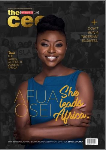 Welcome to Emmanuel Donkor's Blog    www.DonkorsBlog.Com                                        : Co-founder of She Leads Africa Afua Osei Covers Bu...