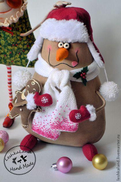 Zapachowe ręcznie lalek.  Szczęśliwego Nowego Roku !!!!!.  Lena Leszek.  Sklep Fair Online Masters.  Choinka, zabawne