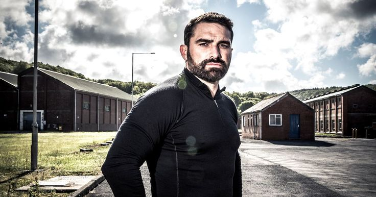 Ant is great in the show, leave him alone, stupid media and their silly nit-picking. Ex-SBS sniper Anthony Middleton, SAS: Who Dares Wins's chief instructor, assesses the character, conduct and mental strength