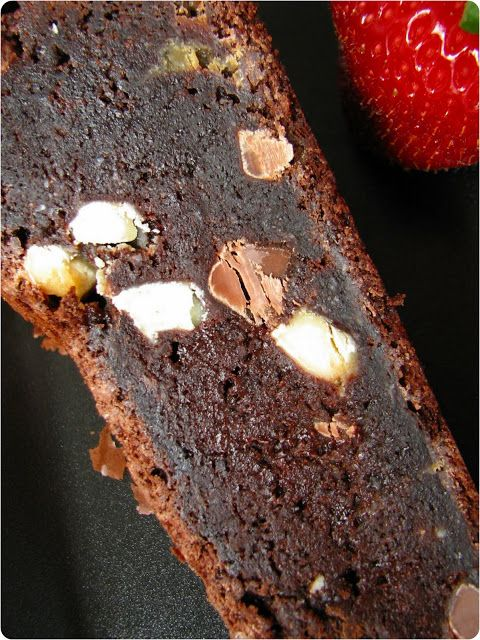 Tredobbelt chokoladekage