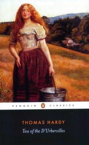 Tess of the d'Ubervilles by Thomas Hardy. I'm not going to lie, this one was a struggle to finish, but I did it, and now I don't have to feel guilty of keeping it on my bookshelf. I was not a fan of the wimpy, love struck Tess or her terrible taste in men. You can find this book on Amazon at: amzn.to/1lgDaCd