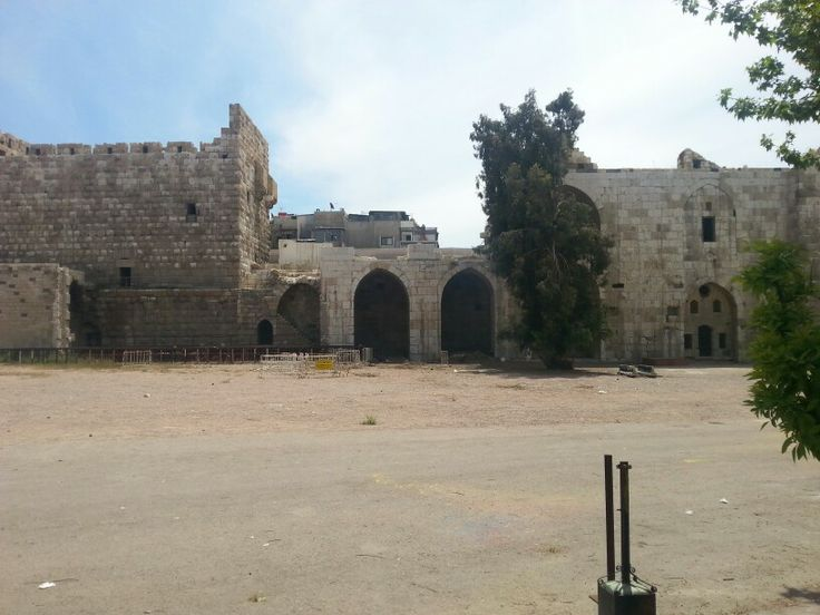 Damascus castle