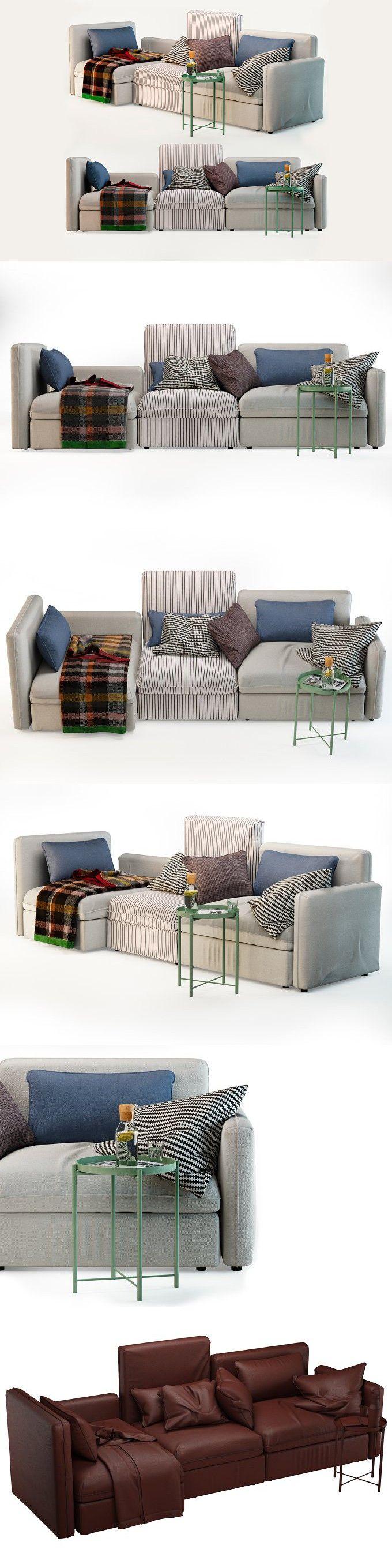 IKEA VALLENTUNA. 3D Furniture