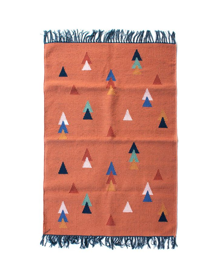 Woods rug by Bobo Choses