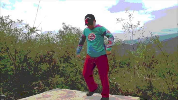 Dance Robotcop Step by Muresan Israel