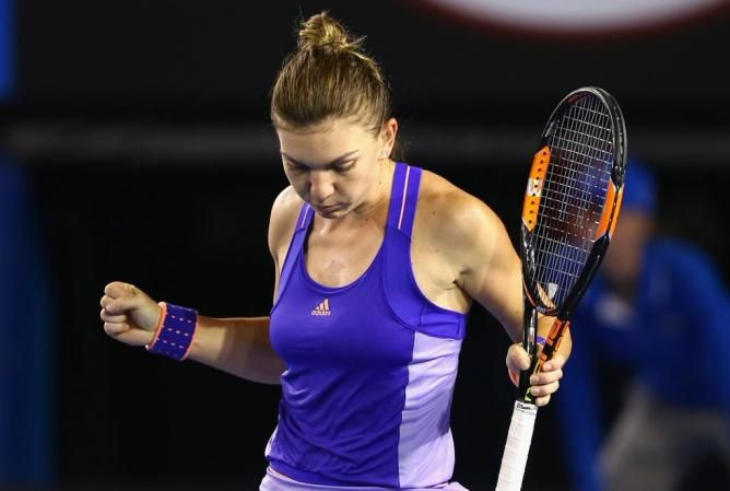 World No.3 Simona Halep races into the third round of Australian Open