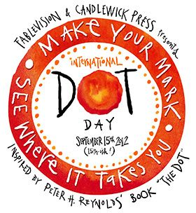 The Official International Dot Day page now includes Celebri-dots information :-)
