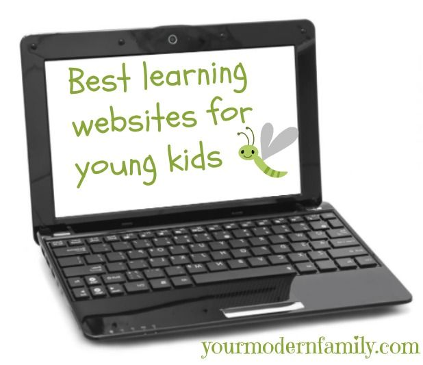 5 best learning websites for kids  These are the best for young kids pre-k through elementary school.   Our kids LOVE them and LEARN a ton from them!