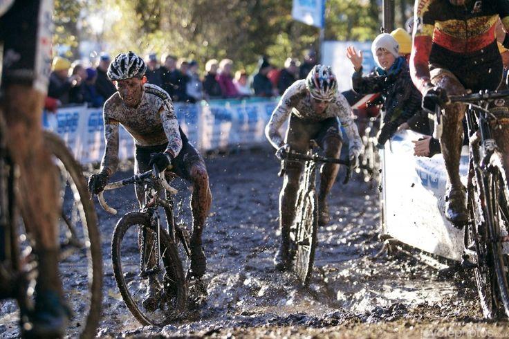 Mud warriors