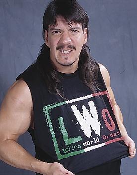 Eddy Guerrero- latino world order
