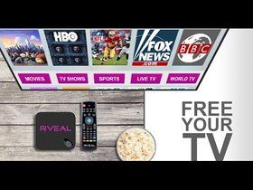 Rveal Streaming Media Player - Android TV Box https://youtu.be/_yG6hyhy2Ho #streamingbox #androidtvbox #androidtv #kodi #kodibox